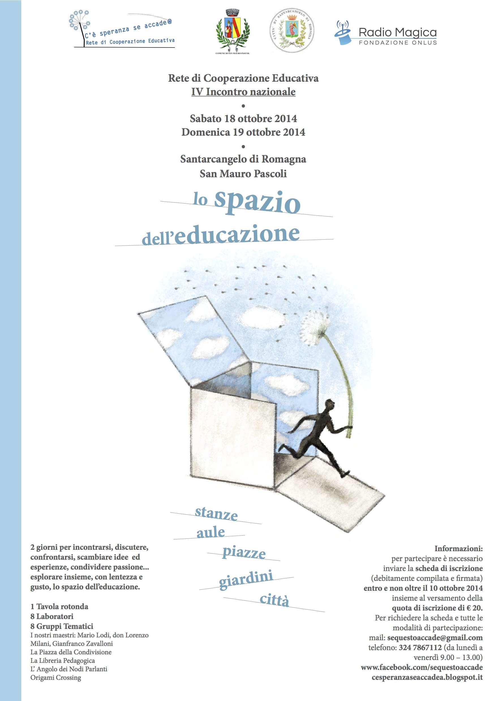 LO SPAZIO DELL'EDUCAZIONE_Locandina copia