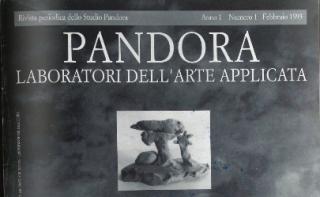 rivista pandora n.1